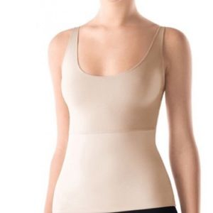 SPANX Hide And Seek Nude Shapewear Tank